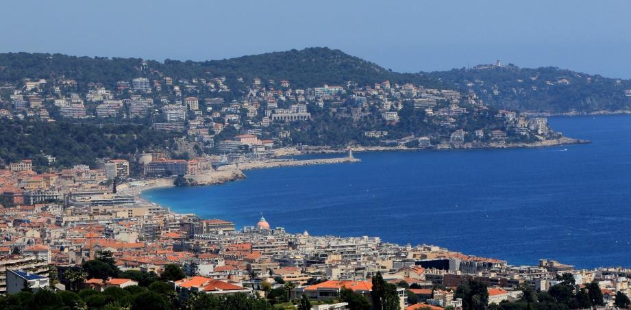 Nice est la seule ville française qui se place dans le classement d'Intel.