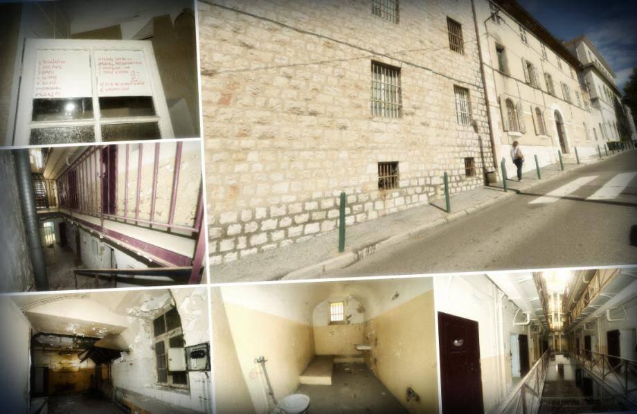 Quel avenir pour l'ancienne maison d'arrêt de Grasse?