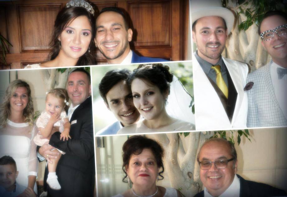 Dix-neuf couples se sont unis en mairie de Nice ce week-end