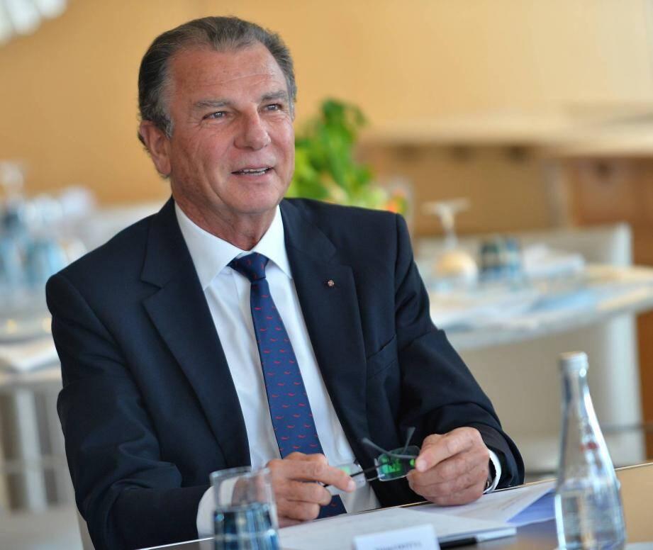 Michel Dotta : « Cette mission représente pour nous une réelle opportunité de faire du business ».