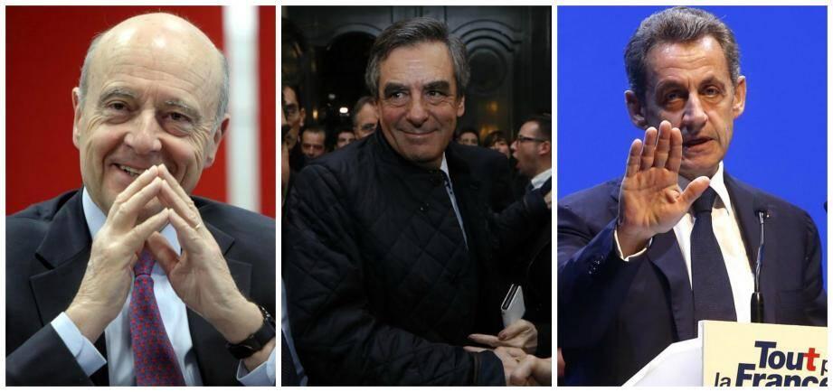 Le duel annoncé a viré au trio, avec un retour éclair de François Fillon et la défaite de Nicolas Sarkozy