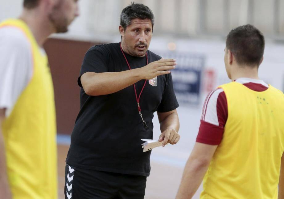Edu le Niçois, Jérôme le champion du monde : le duel des coaches Fernandez est lancé. (Ph. C.D. et F.F.)