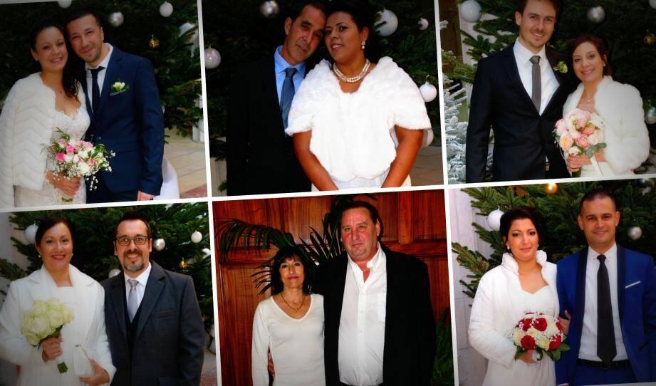 Sept couples se sont mariés en mairie de Nice ce week-end