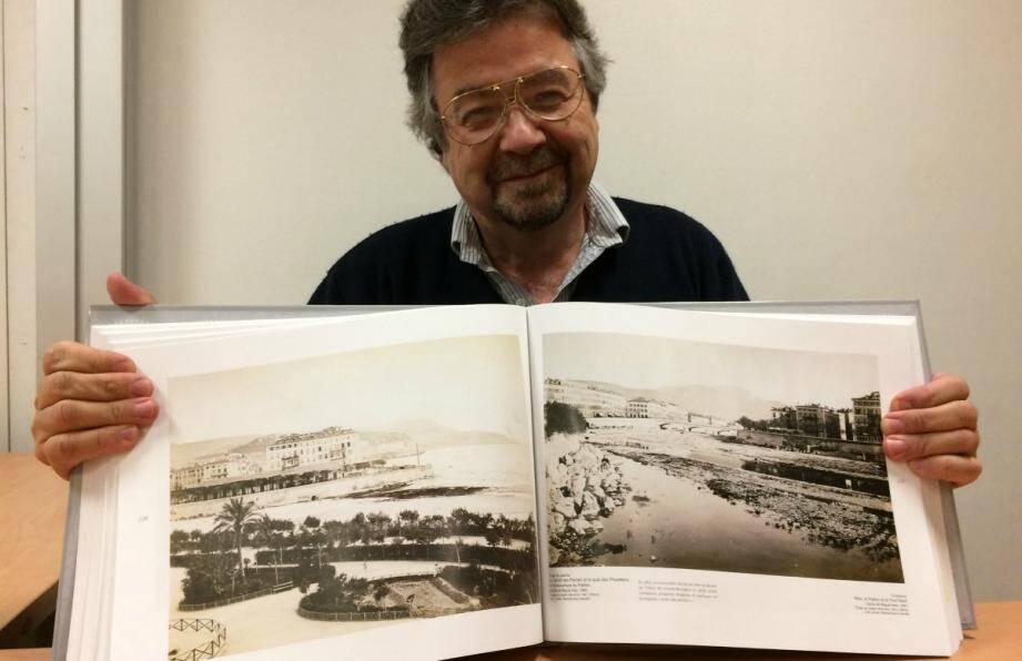 Didier Gayraud et l'Acadèmia nissarda proposent aux Niçois une pépite livresque.