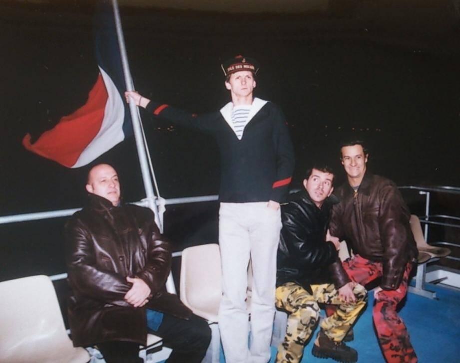 Les Zabloks version originale, en 1994.