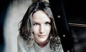 La pianiste Helène Grimaud a répondu à l'invitation du directeur du Printemps des Arts, Marc Monnet.(DR)