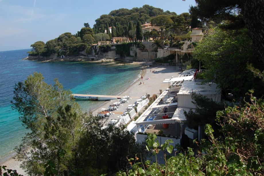 La plage de la Paloma, l'une des plus attractives de la Côte d'Azur, risque la démolition depuis 2014.