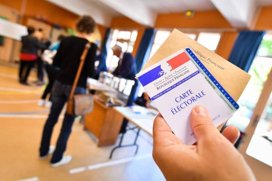 La préfecture a dévoilé la liste des candidats aux législatives. Ils sont 120 à briguer le mandat  de député, contre 90 en 2012.(Photo doc Var-matin