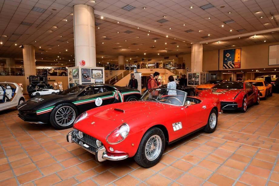 Ces Top Cars sont à découvrir jusqu'au 8 mai.