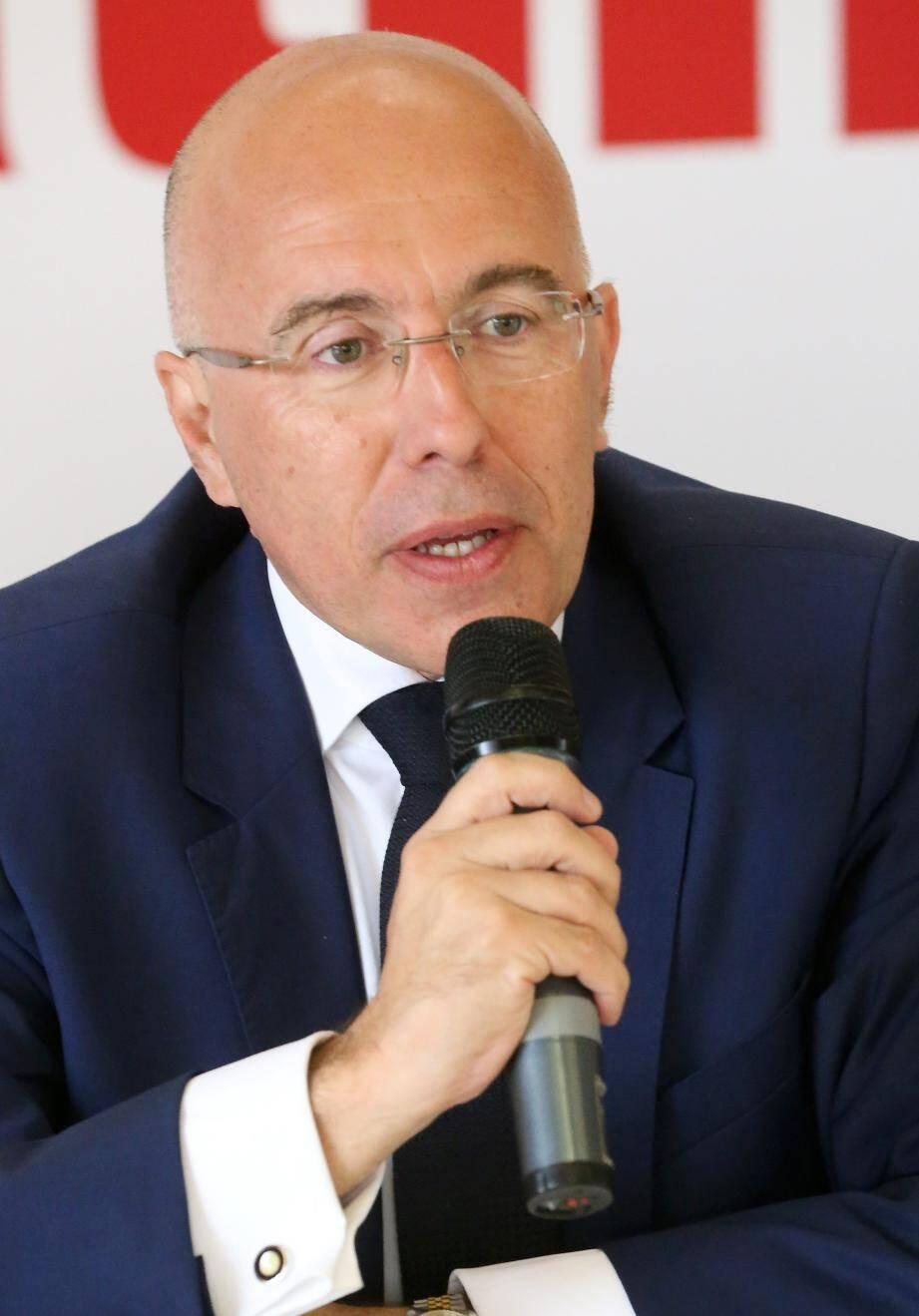 Eric Ciotti (LR-UDI)