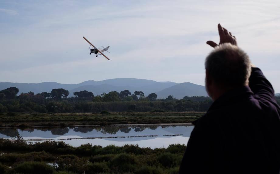 A Hyères, huit personnes travaillent à temps plein pour lutter contre la prolifération des moustiques.