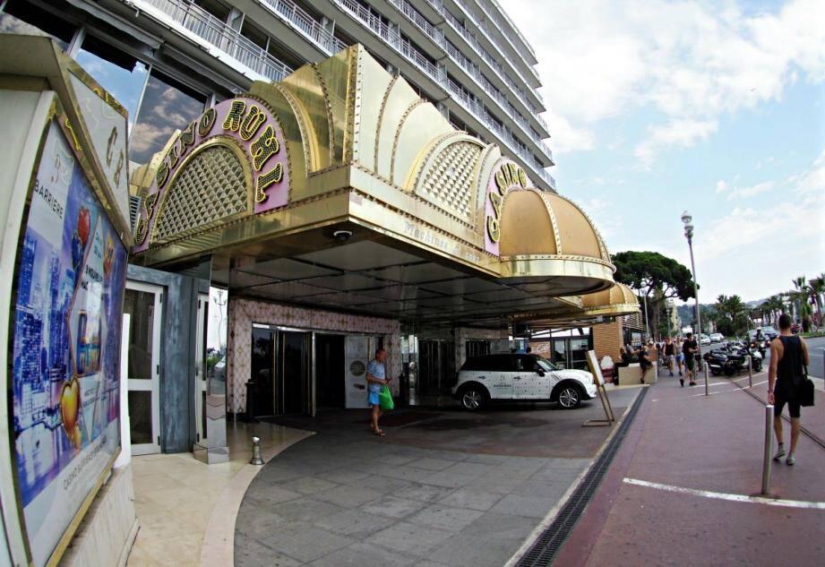 Le Casino Ruhl de Nice.