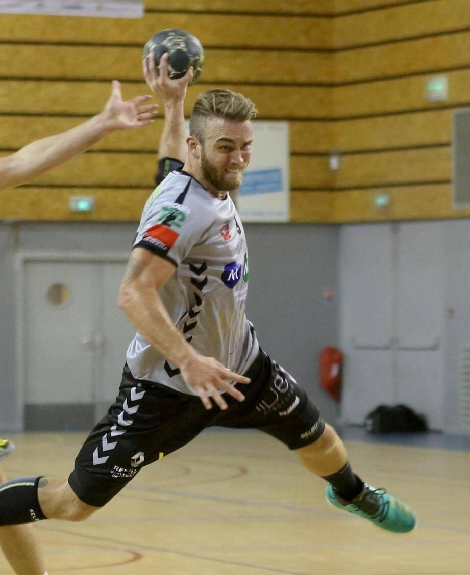Du handball samedi soir au tout nouveau gymnase Chabran.