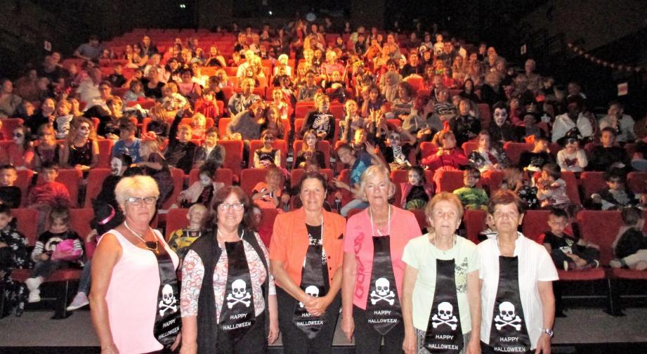 L'équipe de bénévoles d'Animations Roquette organisait la fête.