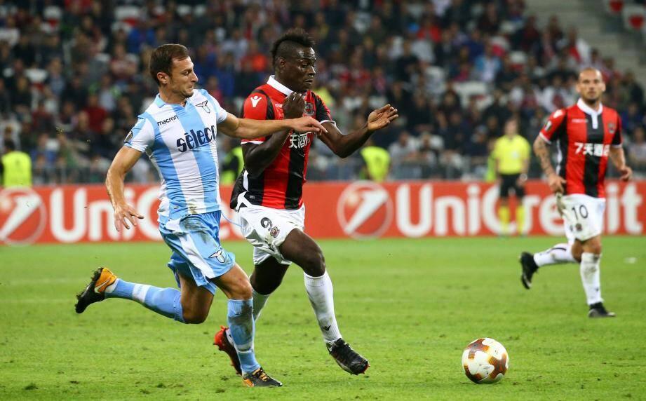 Balotelli avait marqué à l'aller. Il voudra à nouveau briller dans son pays.