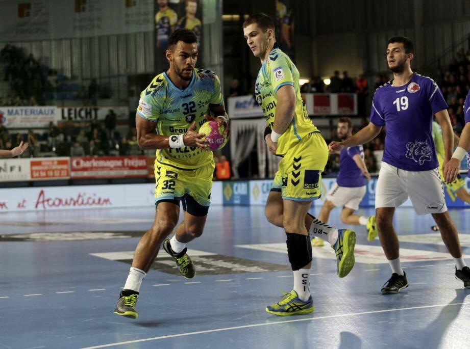 Après leur victoire en coupe d'Europe contre Dubrava, Dipanda et Karalek veulent conserver leur dynamique lors du déplacemenet à Saran, en championnat.