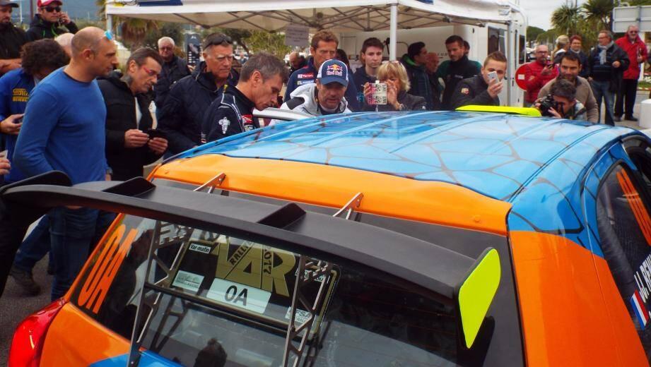 Le coup d'envoi du 63e Rallye du Var a été donné ce vendredi après-midi depuis Sainte-Maxime.