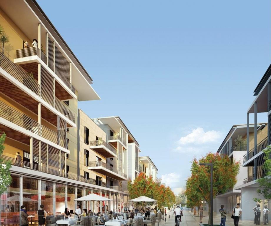 Voilà à quoi pourrait ressembler le futur écoquartier
