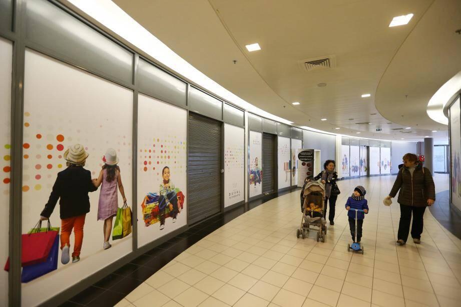 Le projet de « redynamisation » de la galerie du Palais des congrès devrait être présenté prochainement.