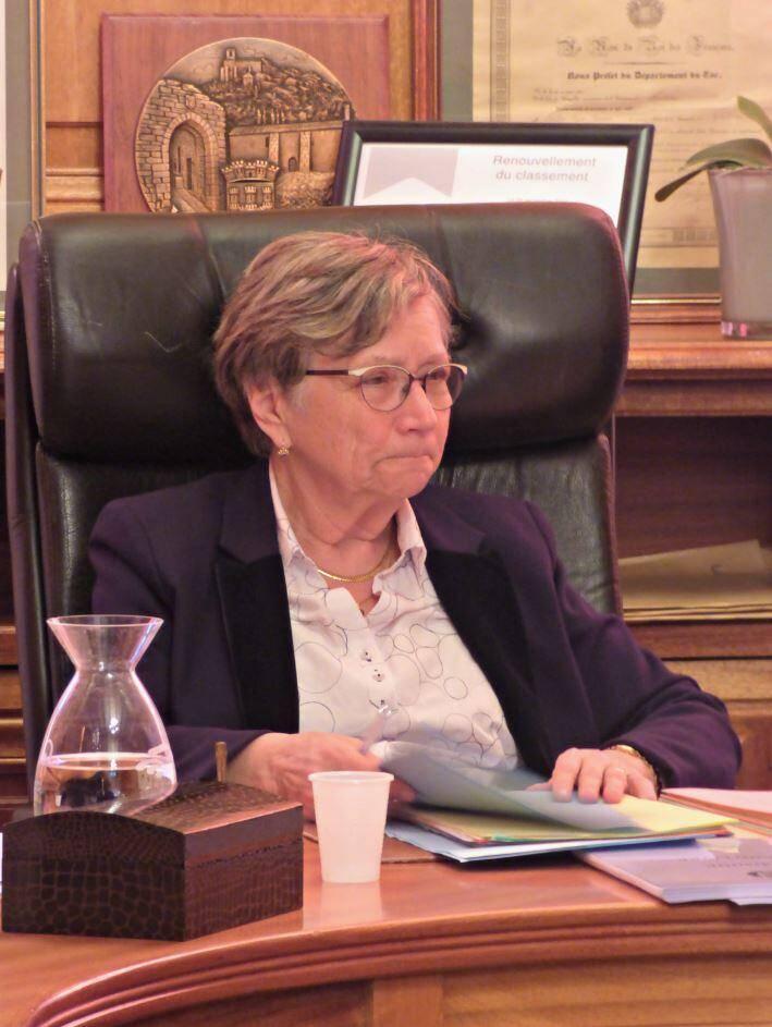 La maire Anne-Marie Waniart a proposé un hausse des taxes locales. Une mesure que ne remet pas en cause l'élu d'opposition Didier Silve.