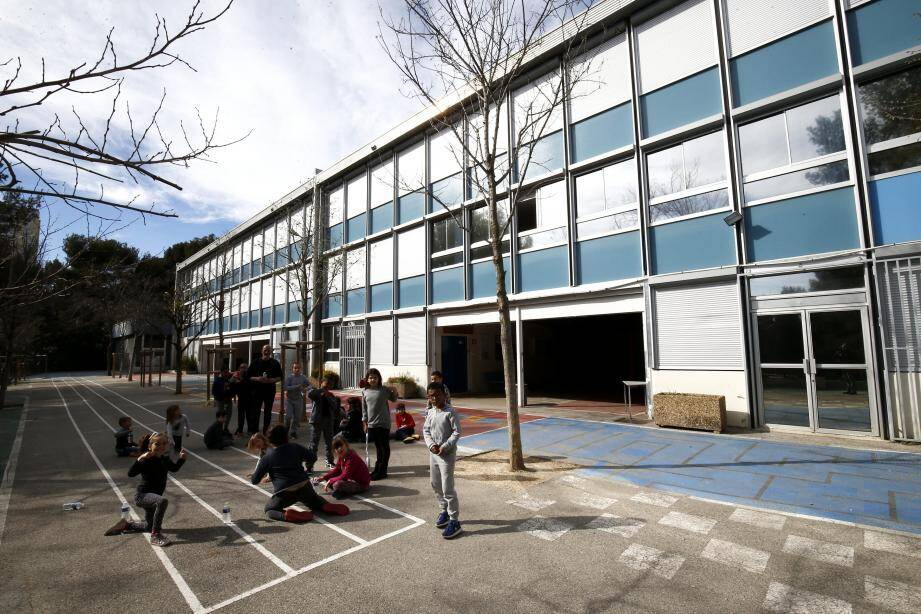 Ecole de La Beaucaire.