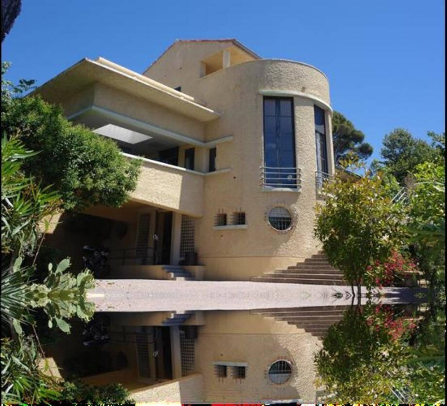 La Villa Romée, un joyau Belle Epoque, à la Bocca, va-t-elle restée dans le giron municipal ?  (DR)
