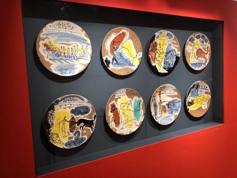 300 pièces créées à Vallauris sont à découvrir.