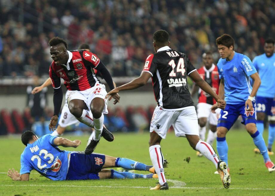 Balotelli avait marqué l'an dernier, Nice avait même mené 2-0. Mais c'est l'OM de Rami et Sakai qui s'était imposé 4-2 pour lancer sa saison.