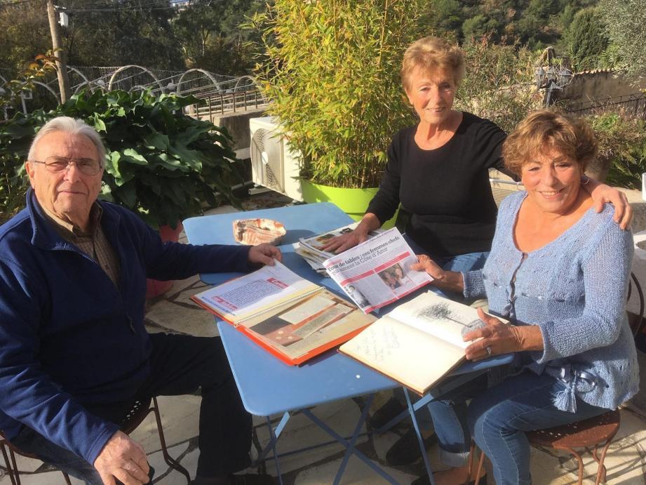 En près de 90 ans, une trentaine de tables ont été étoilées entre Cagnes, Vence, le Broc, Gattières, Tourrettes, la Colle, Saint Paul, dont celles de La Réserve au Cros et de Josy-Jo dans le Haut-Cagnes.