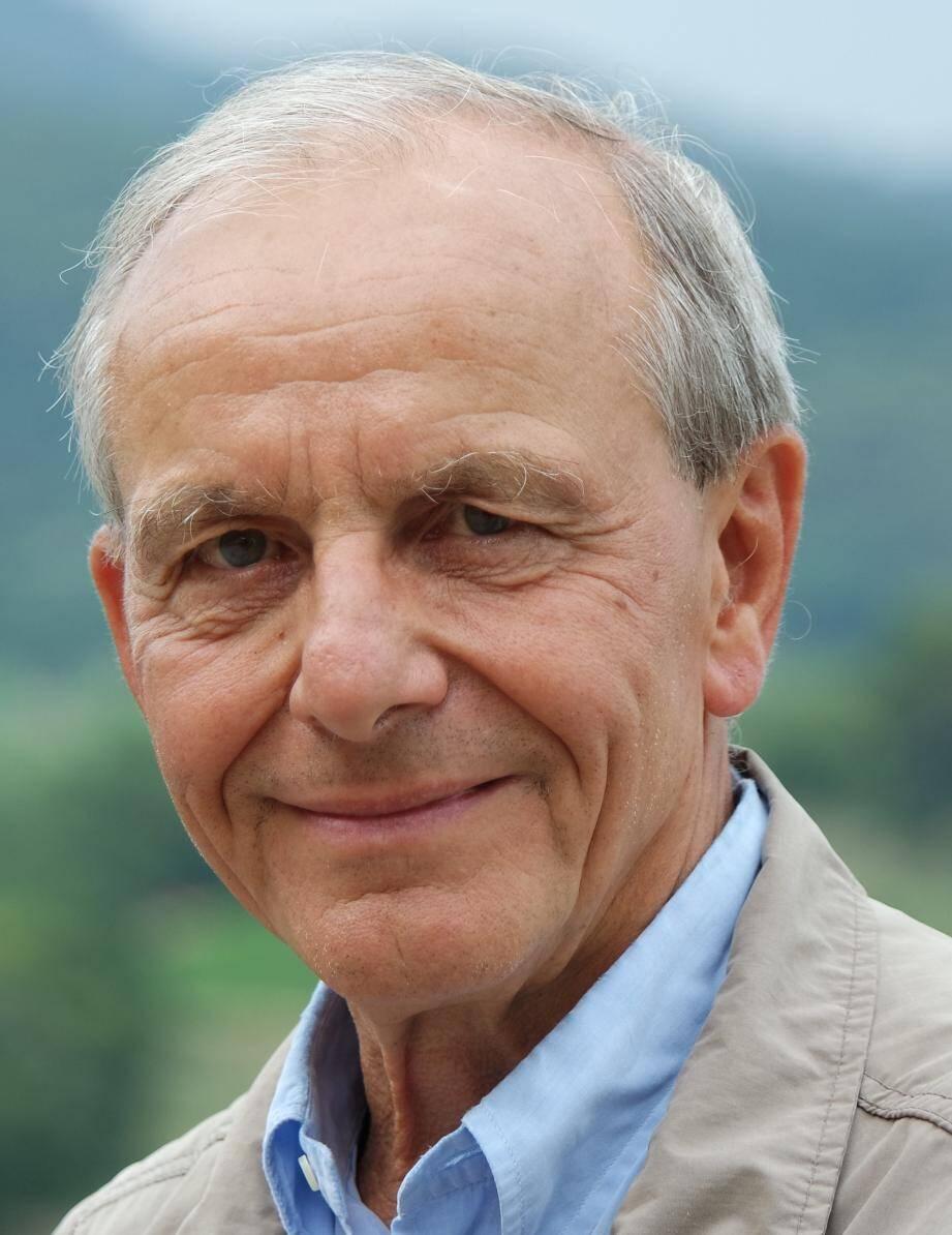 Axel Kahn, généticien et humaniste.