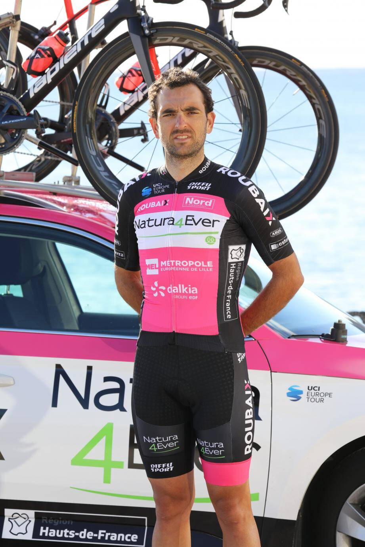 Thomas Vaubourzeix a repris la compétition sur le GP La Marseillaise, début février.
