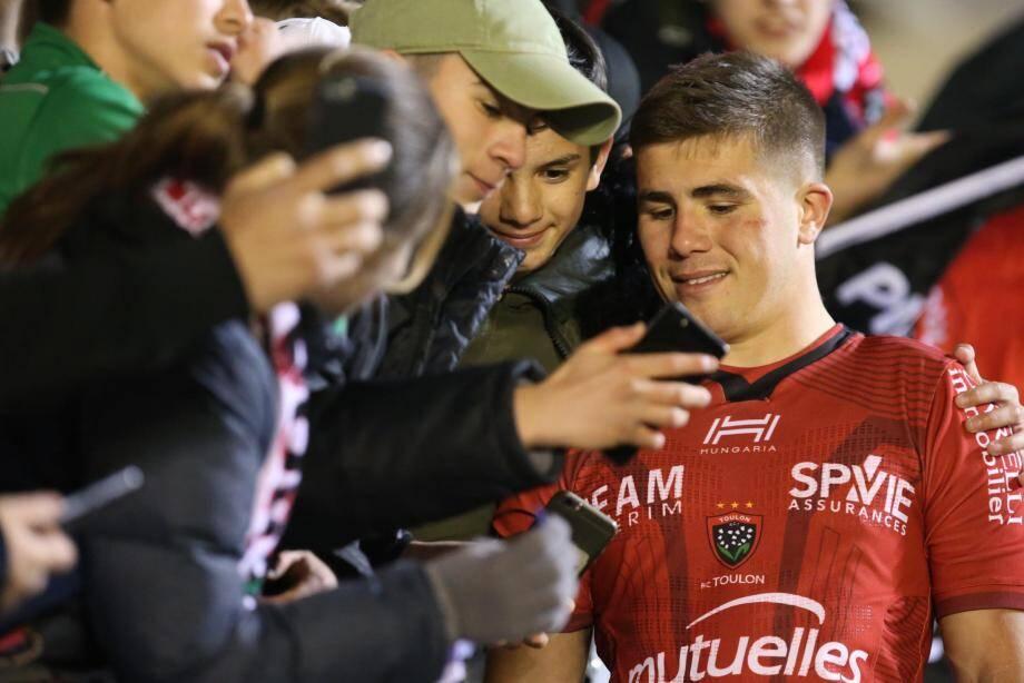 A l'image du jeune Carbonel, les Toulonnais ont retrouvé le sourire et régalé un stade Mayol qui en a pris plein les mirettes.