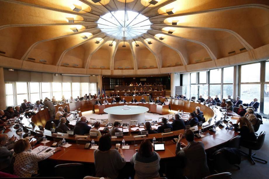 Malgré l'opposition des élus du Rassemblement national au sein du conseil métropolitain, certaines délibérations ont tout de même fait l'unanimité. Celles notament liées à l'emploi et au développement économique.