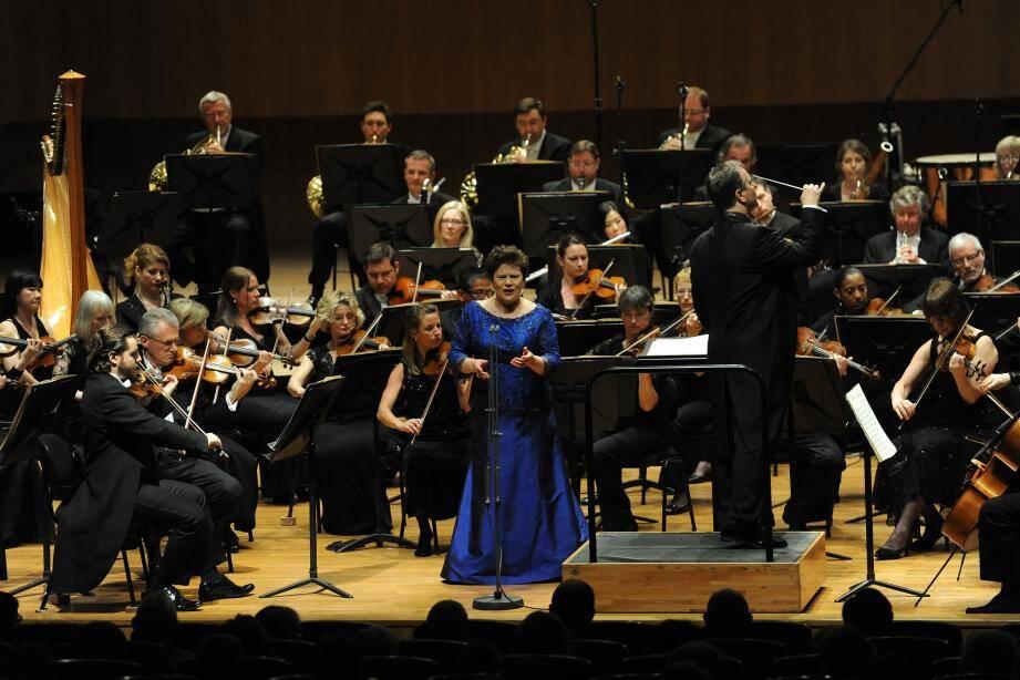 Le concert de l'Orchestre de la BBC sera l'un des événements du Printemps des arts.