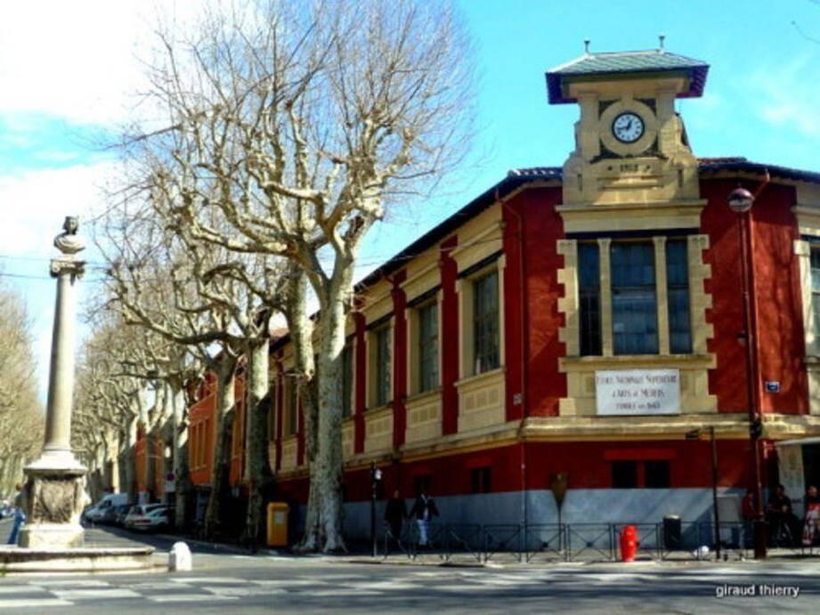 Le site des gadzarts d'Aix en Provence.