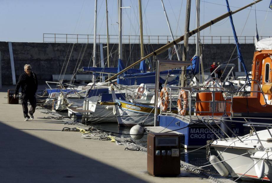 Un des quatre quais du port-abri sera prioritairement dédié aux bateaux labellisés « à intérêt patrimonial ».