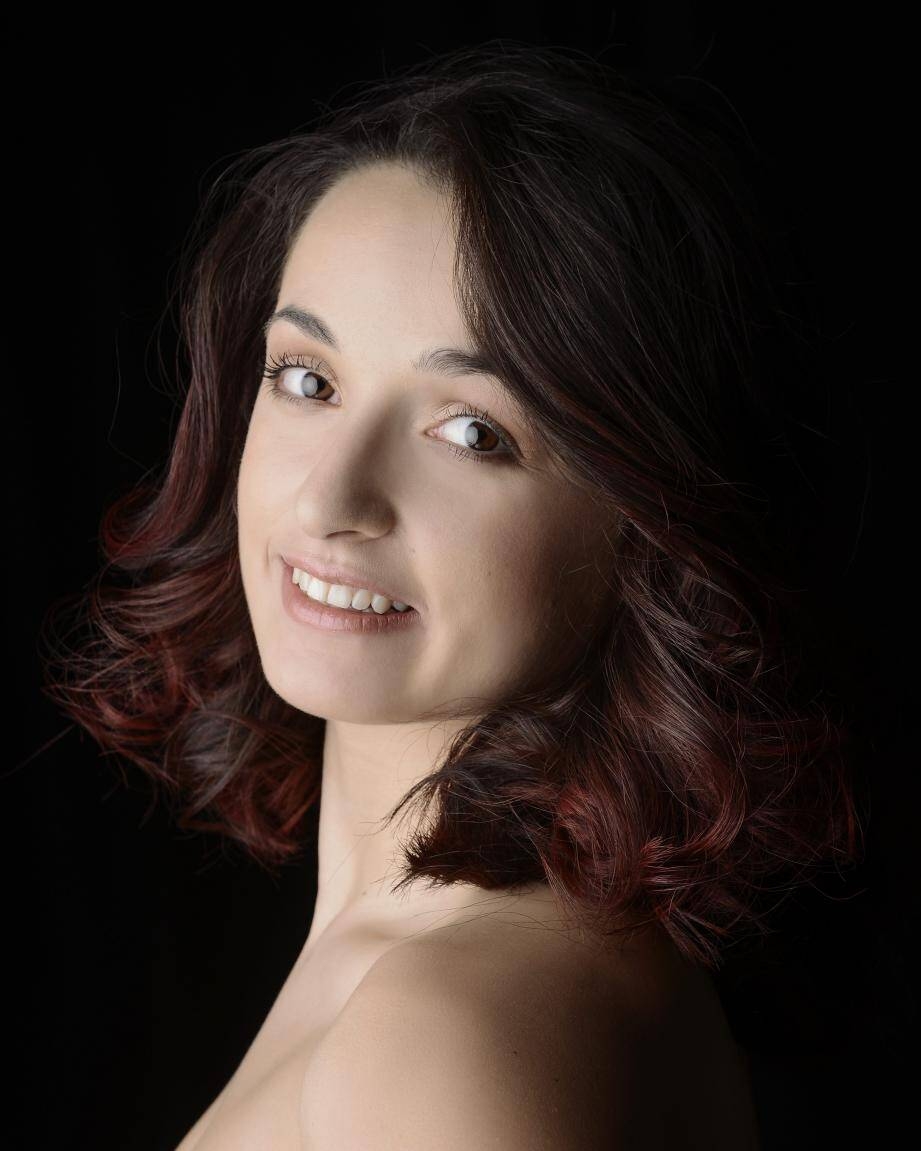 Aurélie Garcia espère poursuive l'aventure trois ans de plus. Et ne compte pas ses efforts pour obtenir le fameux Visa O.(DR)
