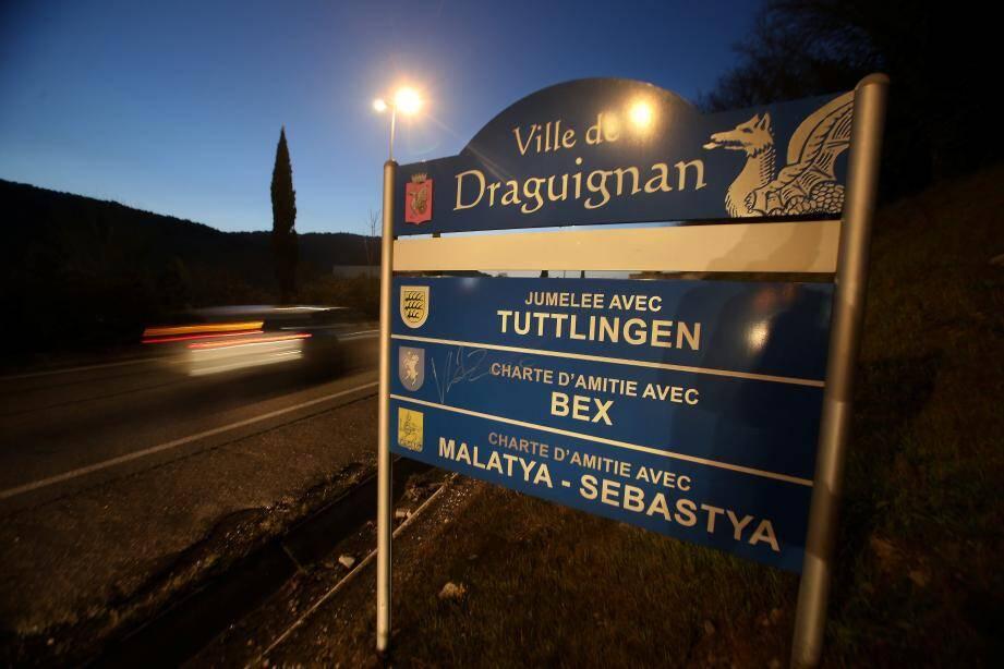 L'amitié qui lie la cité allemande avec la ville varoise a été scellée le 15 avril 1989.