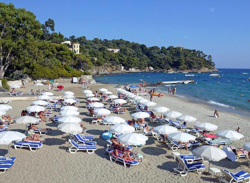La plage Tropicana qui sera dirigée cet été par Jean-Claude Moreu.