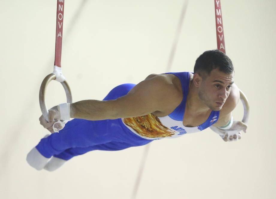 Samir Ait Said, en haut, et Loris Frasca espèrent décrocher une médaille en Pologne.