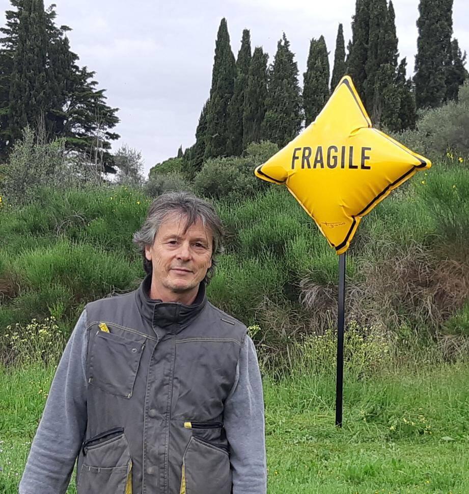 Tiziano rappelle la fragilité de la nature et la nécessité de la préserver.