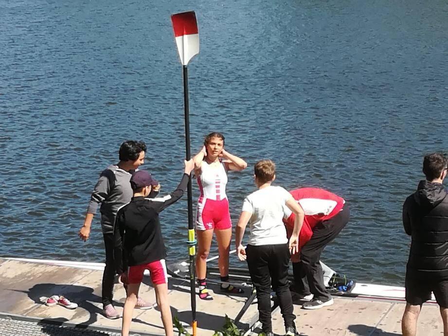 Juliette Raimondo s'offre le titre de vice-championne Paca en J14.