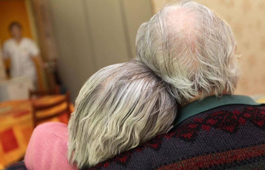 Dans les Alpes-Maritimes et le Var on compte 31% de personnes âgées de plus de 60 ans contre 24% au niveau national.