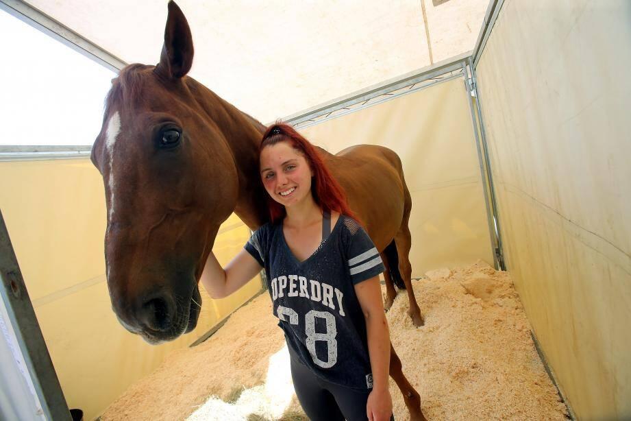 « Je me souviendrai toute ma vie de tous mes chevaux, de leur nom. Ce sont mes bébés, ma vie. »