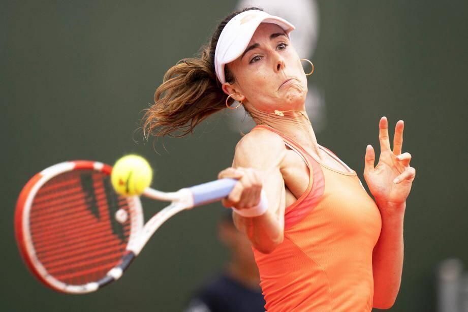 Alizé Cornet (29 ans, 48e mondiale) part favorite contre son amie, Fiona Ferro (22 ans, 98e), qui va disputer la première finale de sa carrière sur le circuit WTA, aujourd'hui à 13 heures.