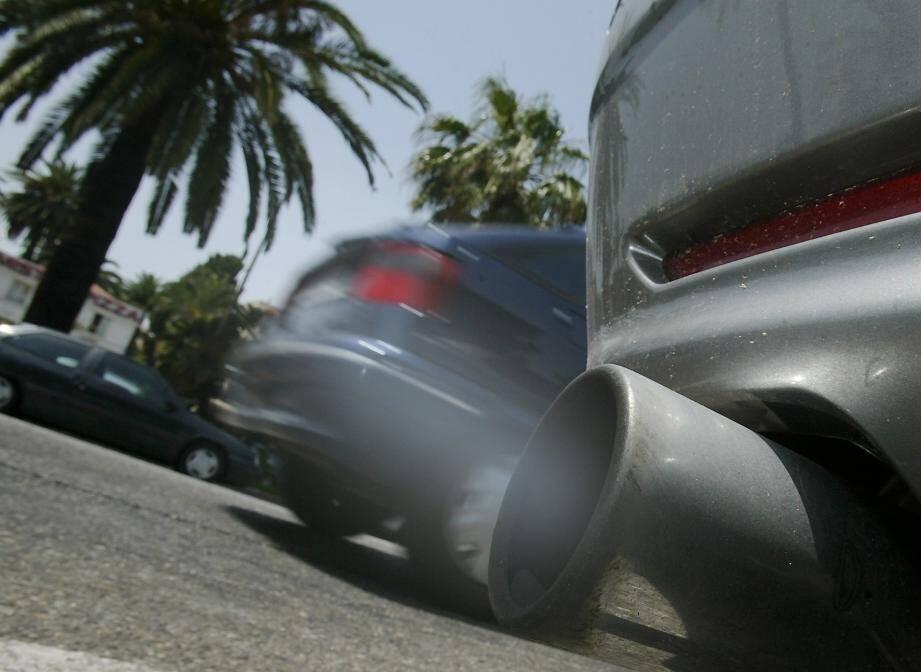 Les transports routiers génèrent près de 50% des émissions d'oxyde d'azote.