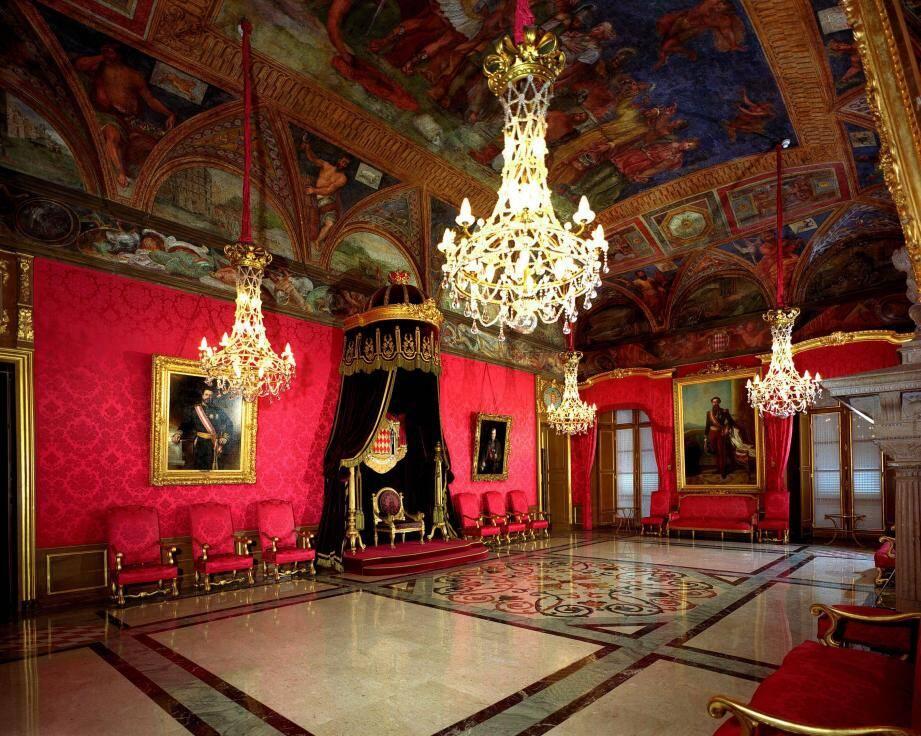 Le dernier office du trône remonte au 12 juillet 2005, date de l'intronisation du prince Albert II.