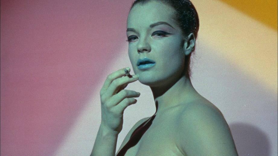 Photogramme. L'Enfer, 1964.