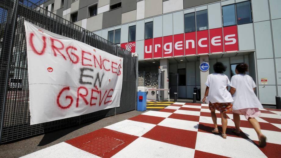 Les urgences de Pasteur 2 sont en grève avec un préavis illimité pour cet été.