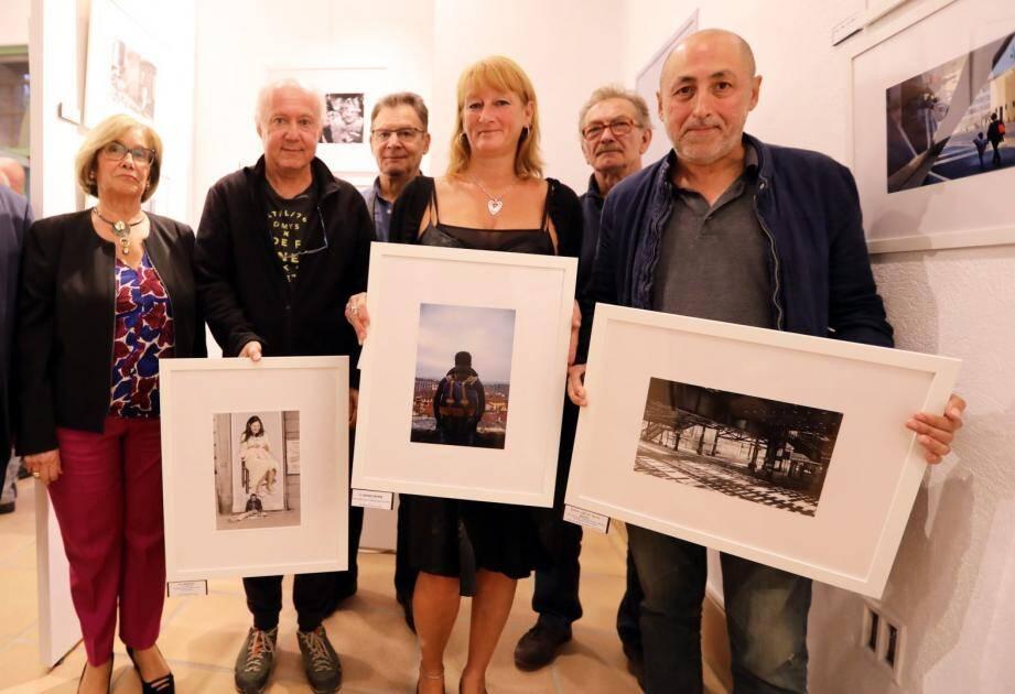Le podium du Concours photo 2018 avait conclu la saison culturelle au village. Il en sera de même cette année.